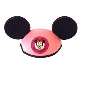 Disney World Minnie Mouse Mouseketeer Hat Ears